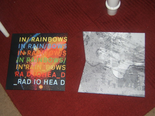 radiohead in rainbows discbox