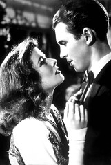 Katharine Hepburn and James Stewart and The Philadelphia Story (Rebel Without a Cause) Tags: jamesstewart katharinehepburn