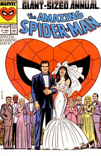 Boda de Spiderman