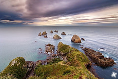 Nugget Point, New Zealand (Joshua Cripps) Tags: new light newzealand nature point landscape island landscapes galen joshua south magic josh zealand mtcook nugget nuggetpoint aoraki rowell cripps wildnerness magiclight joshuacripps joshcripps