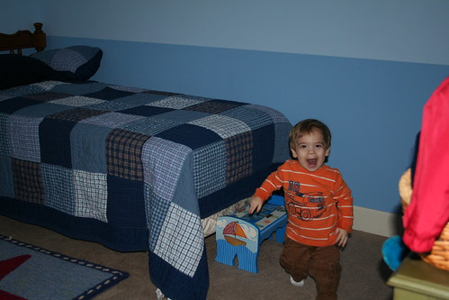The Big Boy Bed