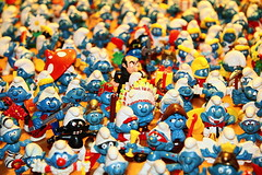 235 smurfs (a.rud.beth) Tags: smurfs 235 schlmpfe schtroumpfs mywinners colorphotoaward 1on1colourful excellentphotographeraward