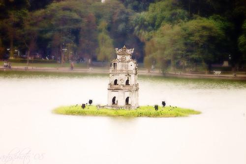 Sword Lake - Hanoi Vietnam