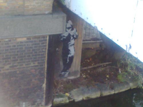 Hiding Banksy