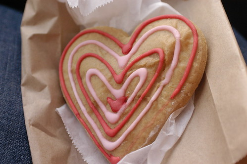 sugar cookie from Sensitive Baker