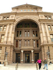 Capital building in Austin, Texas, USA