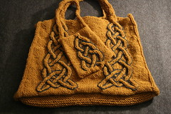 Mini Celtic Tote
