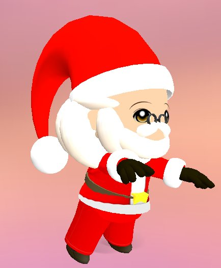 nooker_works_tiny_santa_avatar_chibi