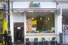 Picture of Fresco Lebanese Restaurant, W1G 0JE