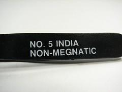 Non-megnatic