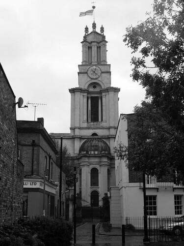 St. Anne Limehouse