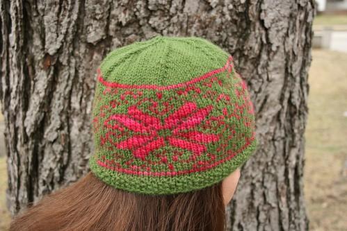 malabrigo & alpaca hat