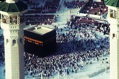... (Julie™) Tags: tower mecca makkah kabah zamzam