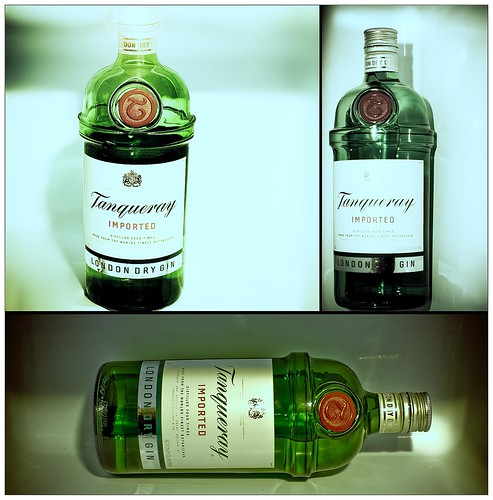 Tanqueray Triptych