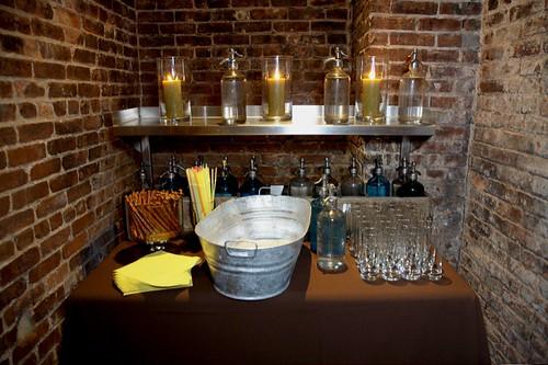 Ashley Bloom Events Self Serve Bars