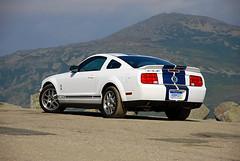 Ford Mustang Shelby Cobra GT-500 (Zane Merva - AutoInsane.com) Tags: mountains ford car automobile rocks cobra review whitemountains mtwashington professional views shelby vehicle gt500 autoroad roadtest zanemerva autoinsane