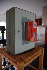Pinhole camera front