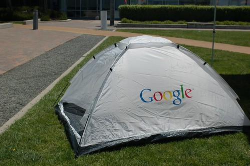 Google Tent