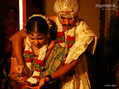 Mr. Ganapathy and Mrs. Ganapathy