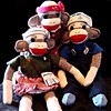 Sock Monkeys {only}