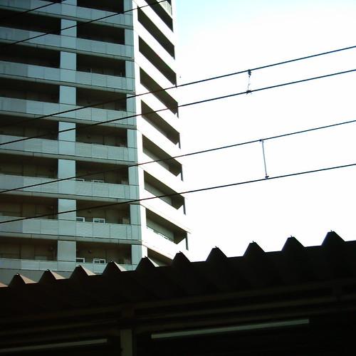 【写真】On roof