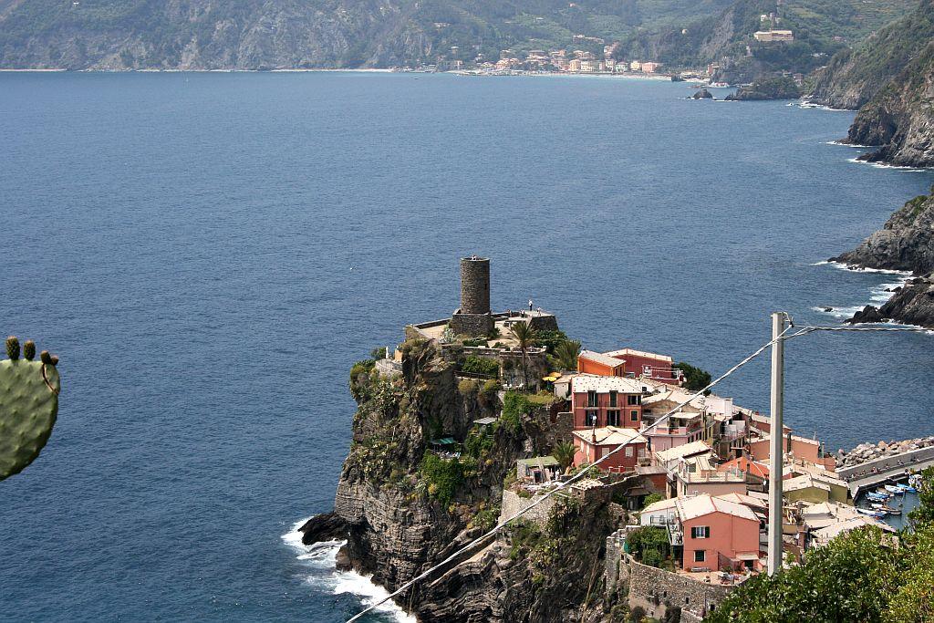 Vernazza - Cinque Terre - walk