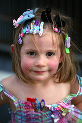 Too sweet.. (Scott Stanfield) Tags: kids canon is babies texas blondes 4 l 5d 70200