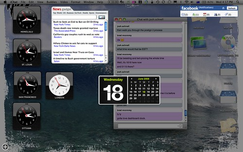 Apple-Shift-4 while viewing Dashboard
