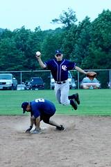 Calvary 2 vs Custom Air Systems Softball (July 8, 2008)