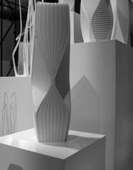 Vase (Tim Ravenscroft) Tags: vase shadows geometric design museum london uk monochrome blackandwhite