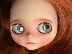 Blythe custom #122 Ginny Weasley commission