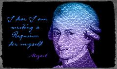 Mozart (Jackie XLY) Tags: mozart classical classicalmusic requiem