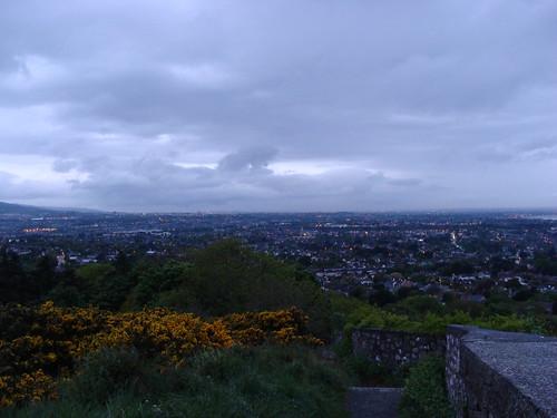Dalkey Hill Rainy 064