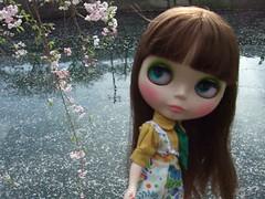 Moving Blythe doll 7