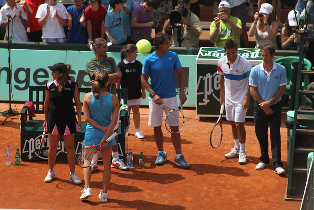 Nadal and co