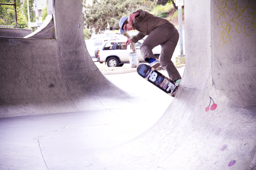 Burnside Bluntslide