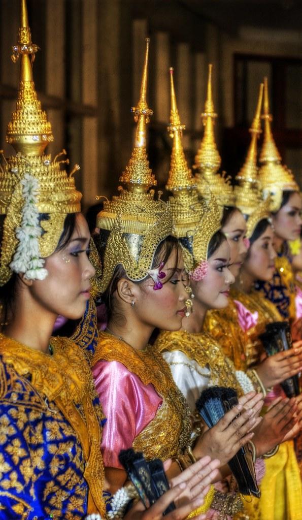 The Khmer Apsara
