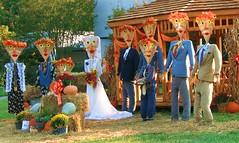 Rake Head Wedding (klg1309) Tags: superbmasterpiece wowiekazowie eyecandyart colourartaward saturdayshutterbugs goldstaraward shutterbugthemewinner