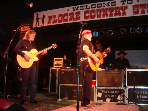 Willie Nelson Amp Family At Floore S Country Store Www