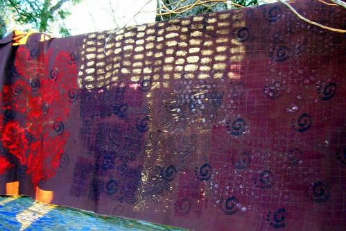 fabric play