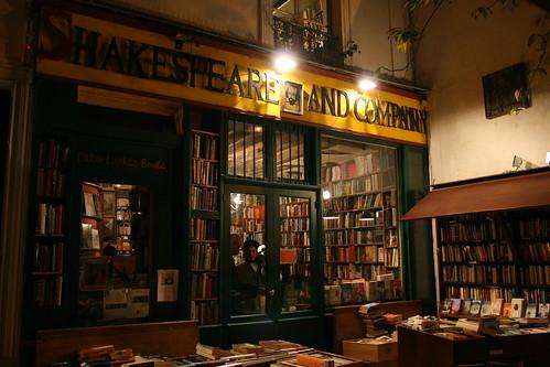 Shakespeare & Co. Bookshop - Paris, France