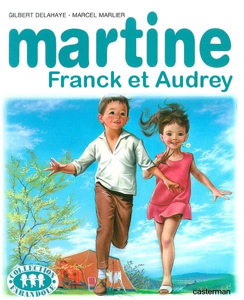 Franck et Audrey