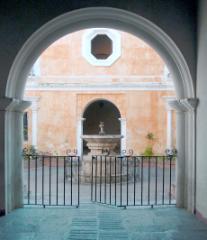 Fountain, Antigua Guatemala