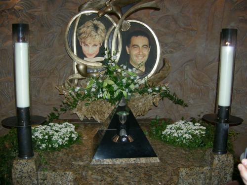 Harrods, la princesa Diana y el acaudalado empresario Dodi Alfayet siguen vivos en el recuerdo