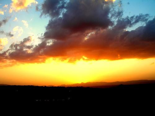 Accitania Sunset