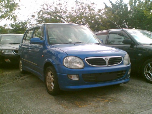 Perodua Kelisa Special Edition year 2003. Stil in good condition. Manual.