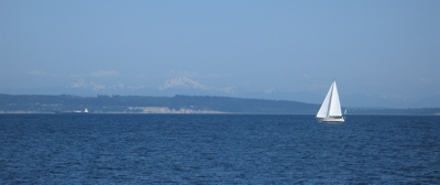 Port Townsend to Whidbey Island