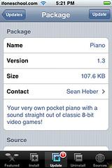 Piano Update 1.3