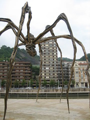 Guggenheim (drsoptics) Tags: spider spain bilbao guggenheim