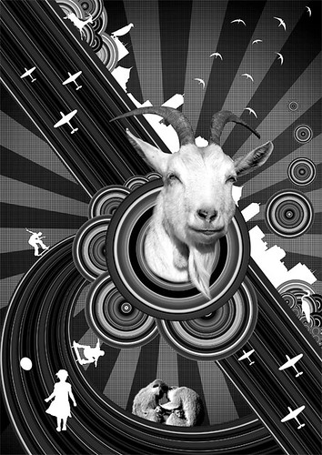 The Goat ...... by Design From www.bdesign.be.